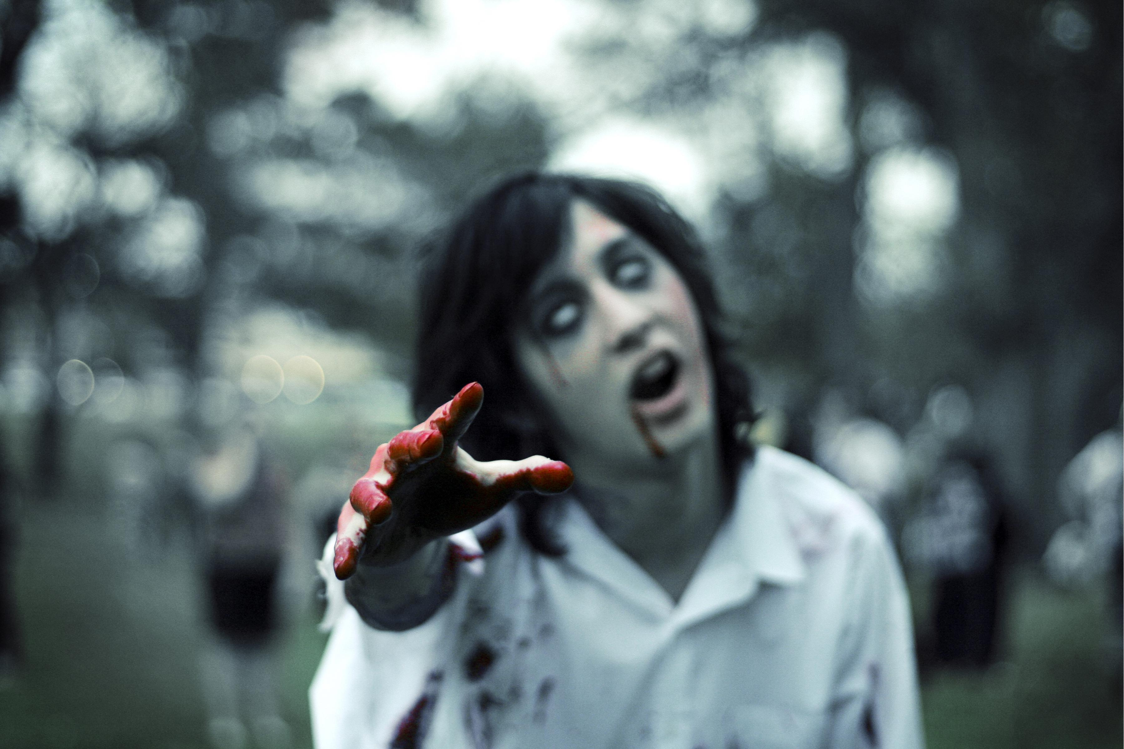 Zombie Apocalypse Essay